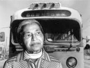 19 rosa parks and bus