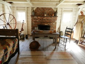 01 Slave Quarters Interior