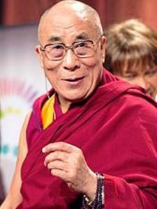 10 Dalai Lama smiling