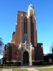 17 Ebenezer Lutheran steeple