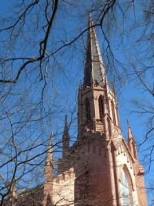 17 First Presbyterian steeple