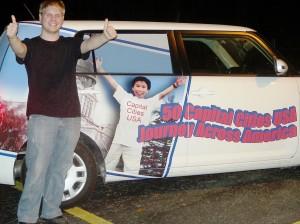 07 Justin car