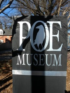11 Poe raven sign