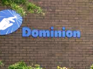 20 dominion logo