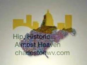 23 almost heaven logo