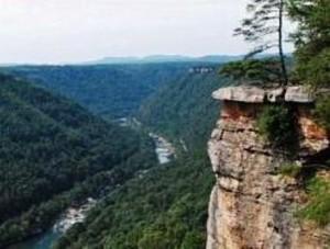 27 cliffs river