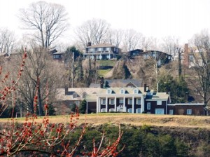 30 houses on hill f