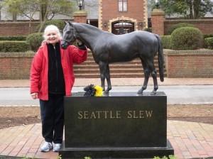 04 04 1939 Linda Celebrates 74 in Kentucky