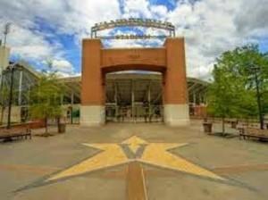 19 stadium entrance
