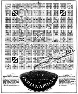 01 plat of indianapolis