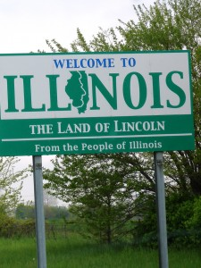 10 illinois sign