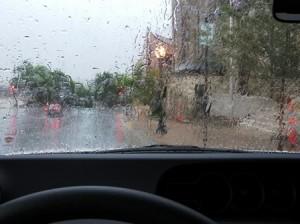 27 rain windshield