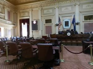 15 senate chamber
