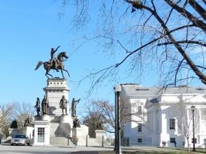 15 washington horse capitol