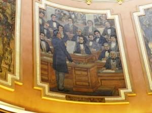 23 mural 5 state constitution huntsville