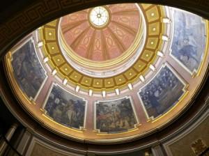 23 rotunda murals 2