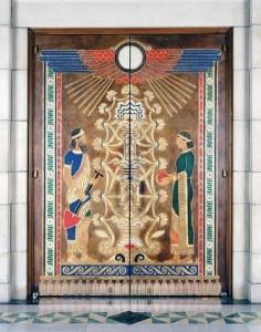 23 west chamber doors