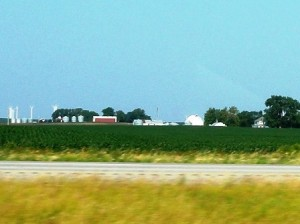 07 barn and wind turbines