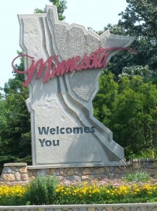 07 minnesota sign