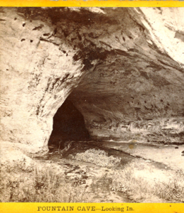 11 cave outside