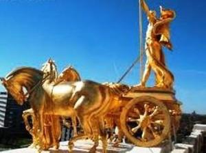 13 capitol chariot