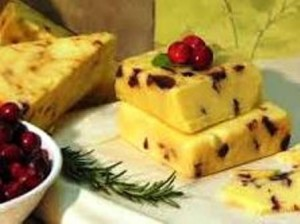 19 cheese and cranberry