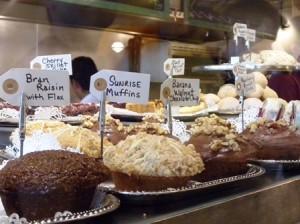 21 marigold muffins