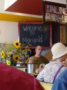 21 marigold welcome