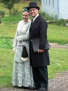 27 couple at farm