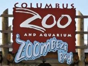 13 columbus zoo sign