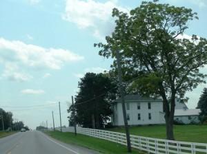 13 house fence
