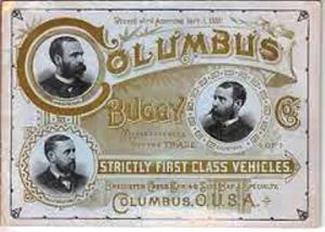 15 columbus buggy