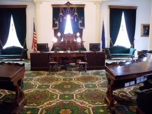 11 senate chamber