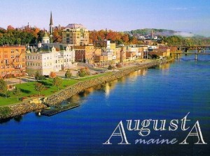 17 augusta river