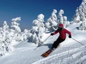 19 skiing