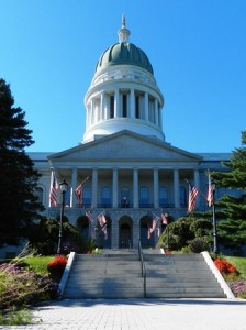 23 maine capitol dome