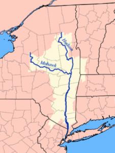 29 Hudson map