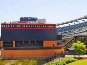 19 stadium front