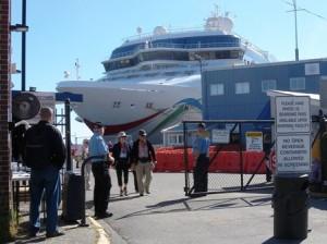 28 portland cruise ship