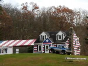 05 patriotic house
