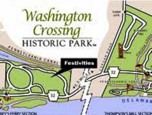 13 t washington crossing