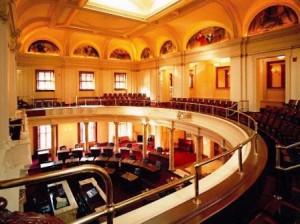 16 senate chamber