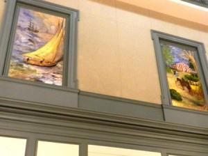 22 Senate 2a murals
