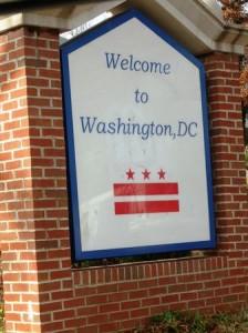 07 Welcome to Washington DC