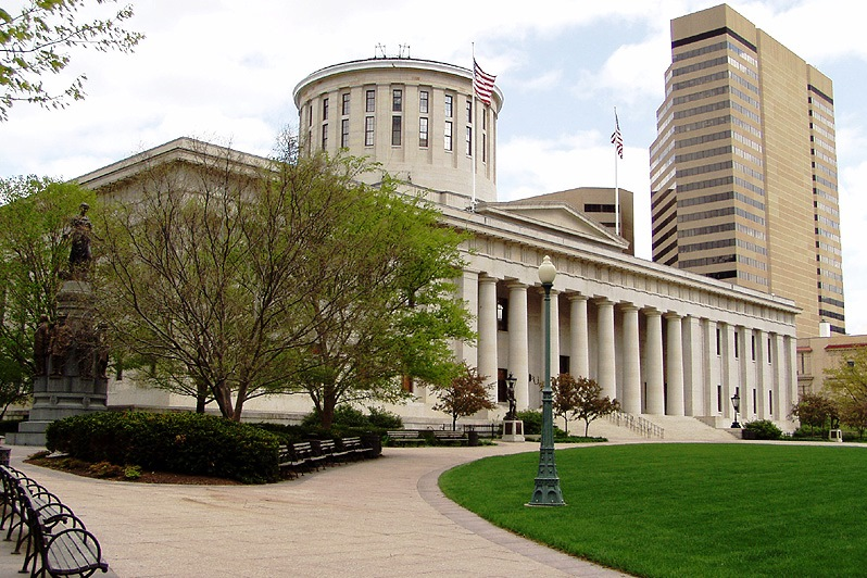Capital cities usa journey across america columbus ohio for Columbus capitale