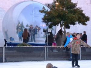 12.02 Downtown Ice Globe