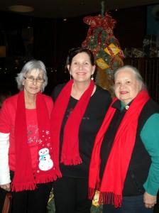 16 Phyllis, Brenda, Linda