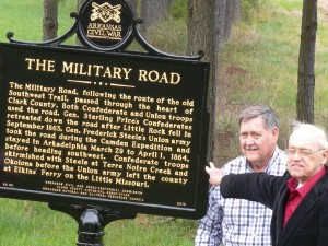 21 Historical Marker Dedication