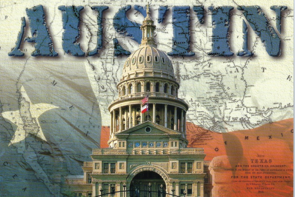 Austin Postcard 4.1