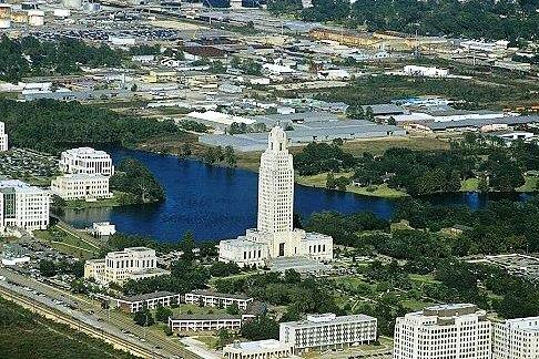 louisiana baton rouge overview